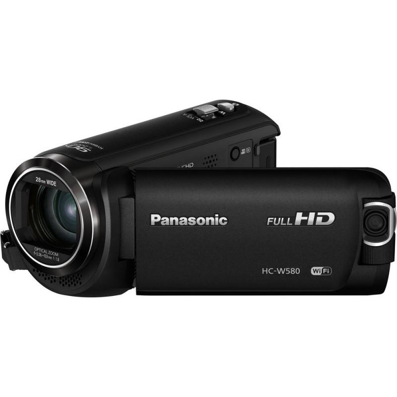 Купить - Panasonic Panasonic HC-W580 Full HD Camcorder / Twin Camera (HC-W580EE-K)