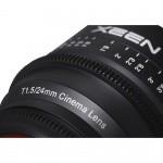 Фото Samyang Samyang XEEN 24mm T1.5 Pro Cine Lens Canon EF