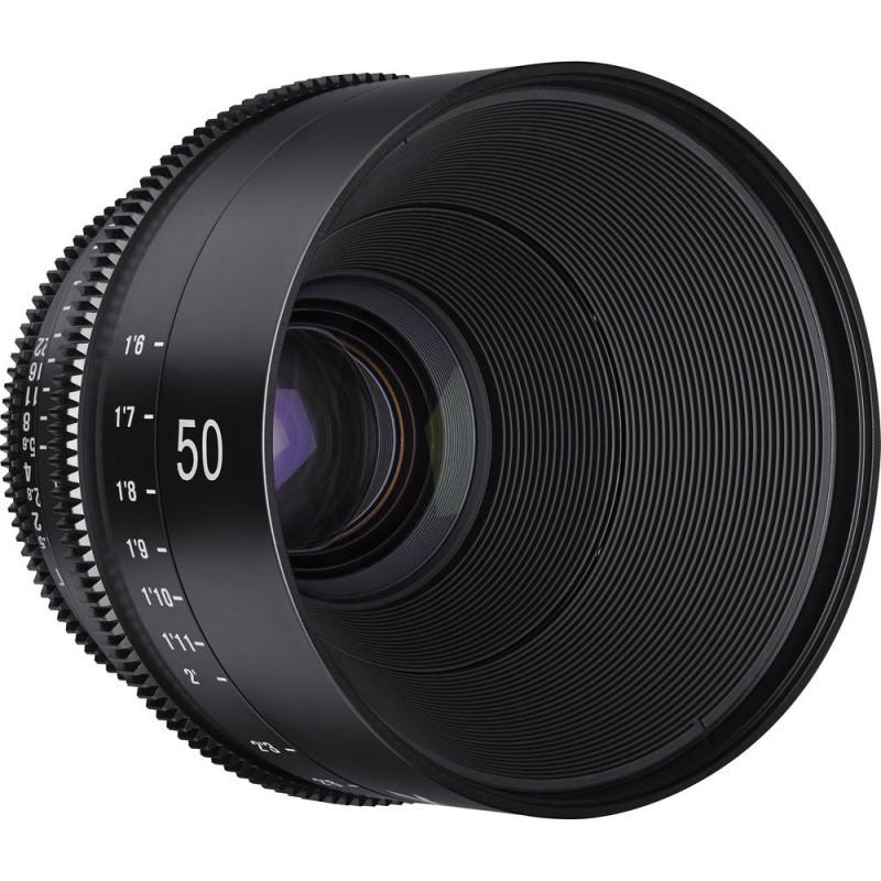 Купить - Samyang Samyang XEEN 50mm T1.5 Pro Cine Lens Canon EF