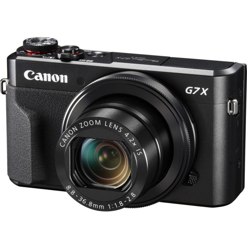 Купить - Canon Canon PowerShot G7 X Mark II (Официальная гарантия)