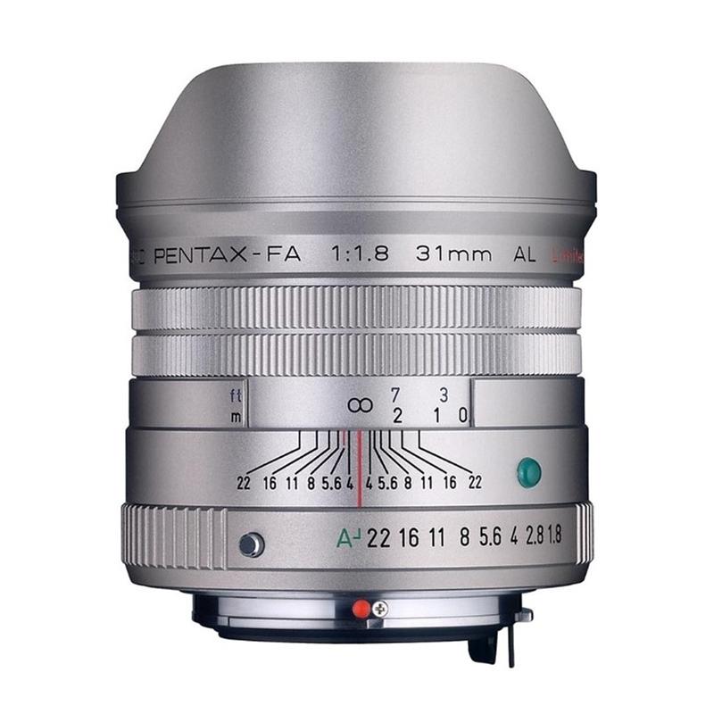 Купить - Pentax Pentax SMC FA 31mm f/1.8 AL Limited Silver (Официальная гарантия)
