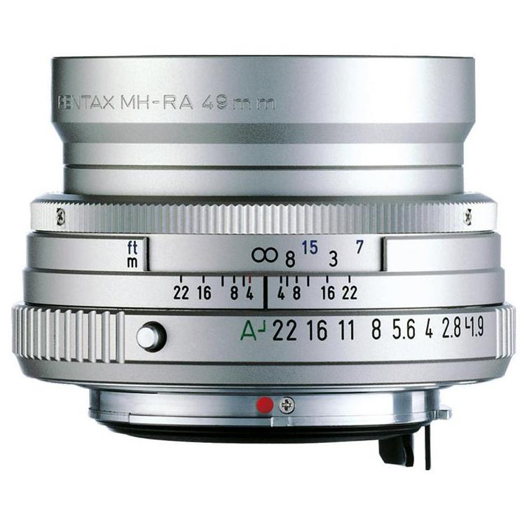 Купить - Pentax Pentax SMC FA 43mm f/1.9 Limited Silver (Официальная гарантия)