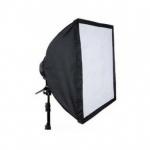 Фото - Menik Комплект Постоянный флуорисцентный свет (софтбокс 60*60см 4лампы *40W) (VideoSS-19)