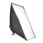 Фото - Menik Комплект Постоянный флуорисцентный свет (софтбокс 60*60см 4лампы *55W) (VideoSS-19-2)