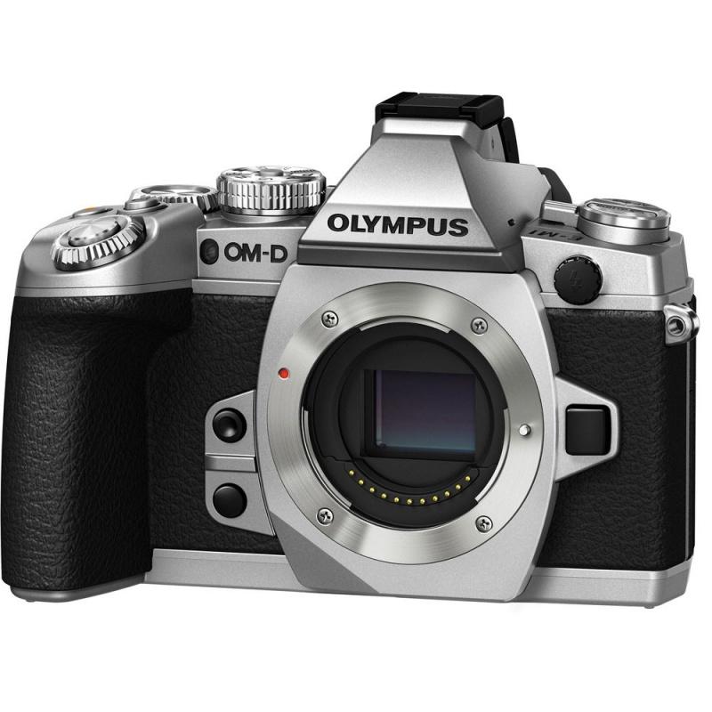 Купить - Olympus Olympus E-M1 Body Silver