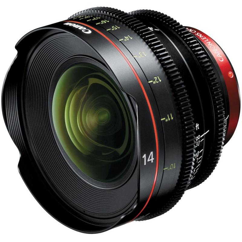 Купить - Canon Объектив Canon CN-E 14mm T3.1 L-EF