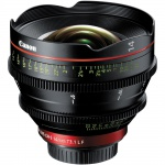 Фото Canon Объектив Canon CN-E 14mm T3.1 L-EF