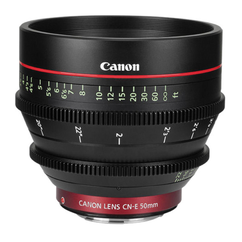 Купить - Canon Объектив Canon CN-E 50mm T1.3 L-EF