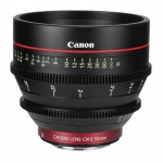 Фото - Canon Объектив Canon CN-E 50mm T1.3 L-EF