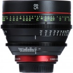 Фото - Canon Объектив Canon CN-E 85mm T1.3 L-EF