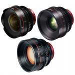 Фото - Canon Комплект объективов Canon EF Primes Bundle 14/24/85 (M)