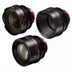 Фото - Canon Комплект объективов Canon EF Primes Bundle 14/50/135 (M)