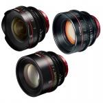 Фото - Canon Комплект объективов Canon EF Primes Bundle 14/85/135 (M)