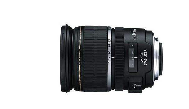 Купить - Canon Объектив Canon EF-S 17-55mm f/2.8 IS USM (EU)