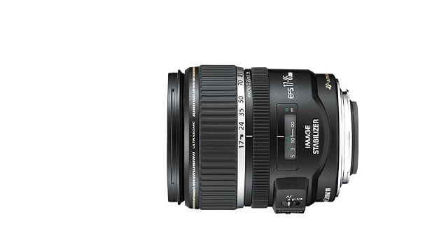 Купить - Canon Объектив Canon EF-S 17-85mm f/4-5.6 IS USM (Официальная гарантия)