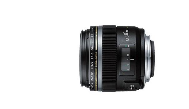 Купить - Canon Canon EF-S 60mm f/2.8 Macro USM (Официальная гарантия)