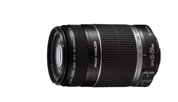 Купить - Canon Объектив Canon EF-S 55-250mm f/4-5.6 IS II