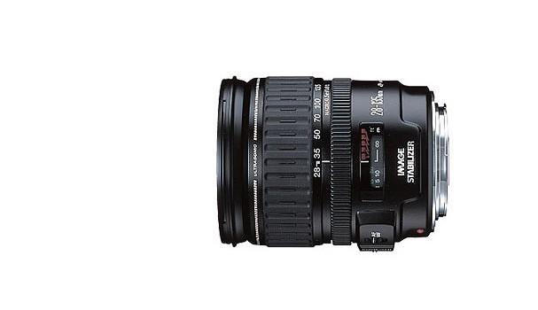 Купить - Canon Объектив Canon EF 28-135 мм f/3.5-5.6 IS USM (Официальная гарантия)