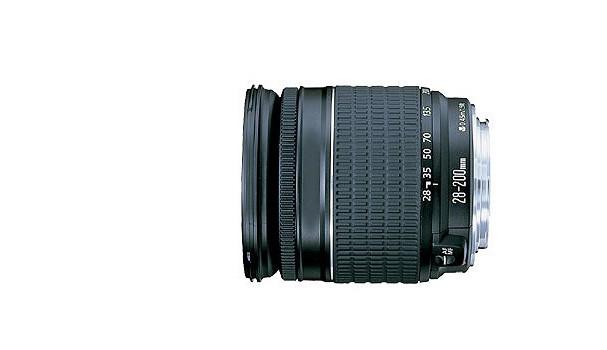 Купить - Canon Объектив Canon EF 28-200 f/3.5-5.6 USM