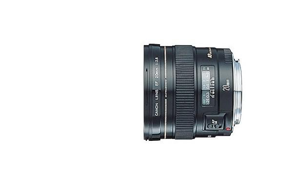 Купить -  Canon EF 20mm f/2.8 USM