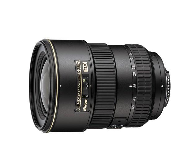 Купить -  Nikon AF-S DX Zoom-NIKKOR 17-55mm f/2.8G IF-ED