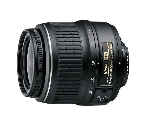 Купить -  Nikon AF-S DX Zoom-NIKKOR 18-55mm f/3.5-5.6G ED II  black