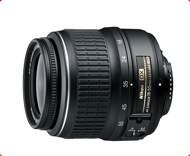 Купить -  Nikon AF-S DX NIKKOR 18-55mm f/3.5-5.6G VR  black