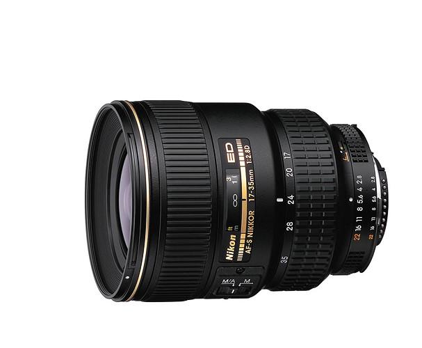 Купить -  Nikon AF-S Zoom NIKKOR 17-35mm f/2.8D IF-ED (JAA770DA)