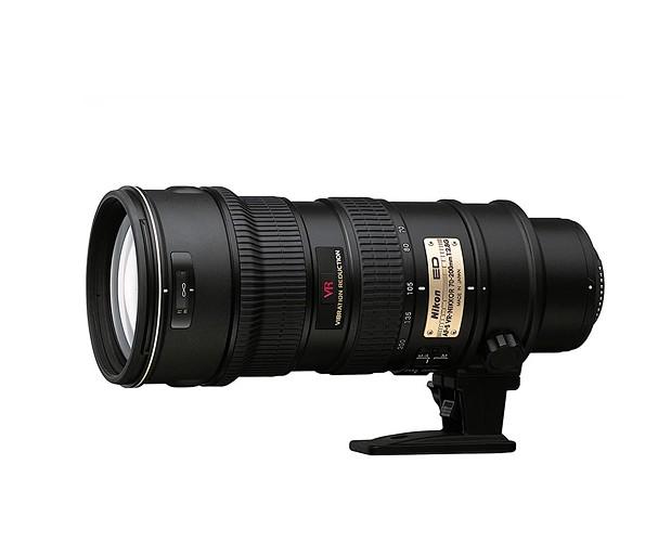 Купить -  Nikon AF-S NIKKOR 70-200mm f/2.8G ED VR
