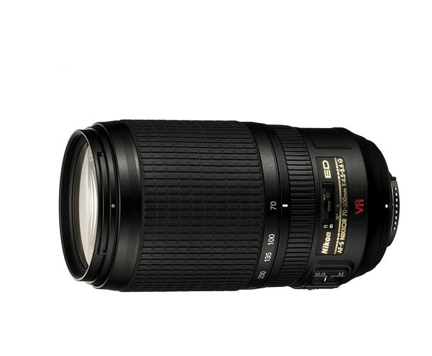 Купить -  Nikon AF-S VR Zoom-NIKKOR 70-300mm f/4.5-5.6G IF-ED
