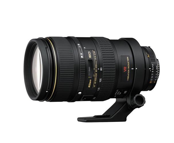 Купить -  Nikon AF VR Zoom-NIKKOR 80-400mm f/4.5-5.6D ED