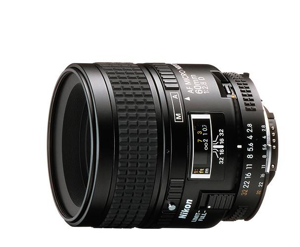 Купить -  Nikon AF Micro-NIKKOR 60mm f/2.8D