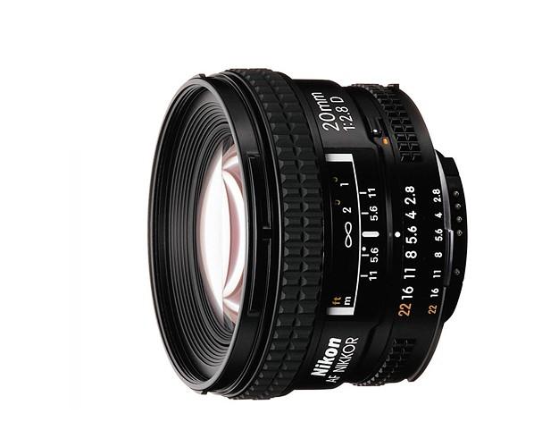Купить - Nikon Nikon AF NIKKOR 20mm f/2.8D (JAA127DA)