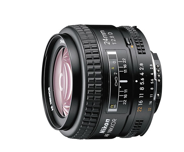 Купить -  Nikon AF NIKKOR 24mm f/2.8D