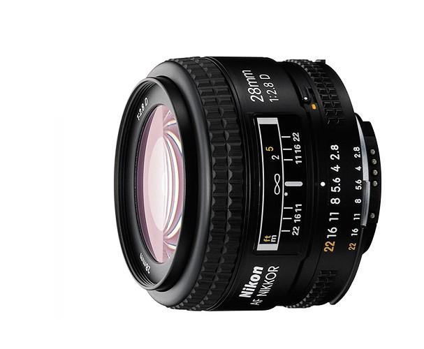 Купить -  Nikon AF NIKKOR 28mm f/2.8D