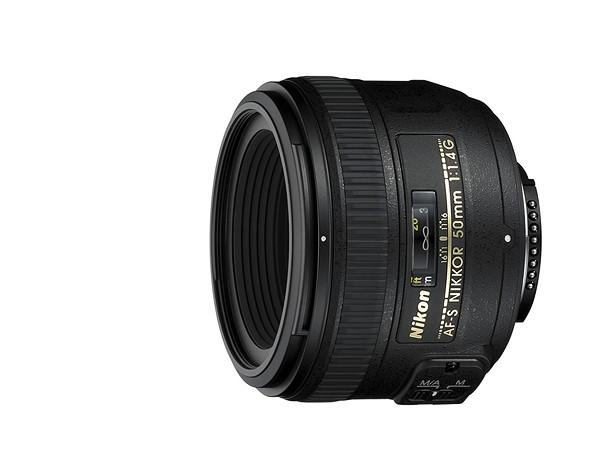 Купить -  Nikon AF-S-NIKKOR  50mm f/1.4G