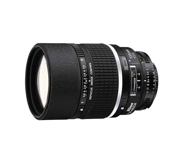 Купить -  Nikon AF DC NIKKOR 135mm f/2D