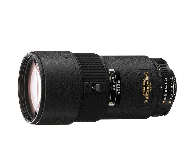 Купить -  Nikon AF NIKKOR 180mm f/2.8D IF-ED