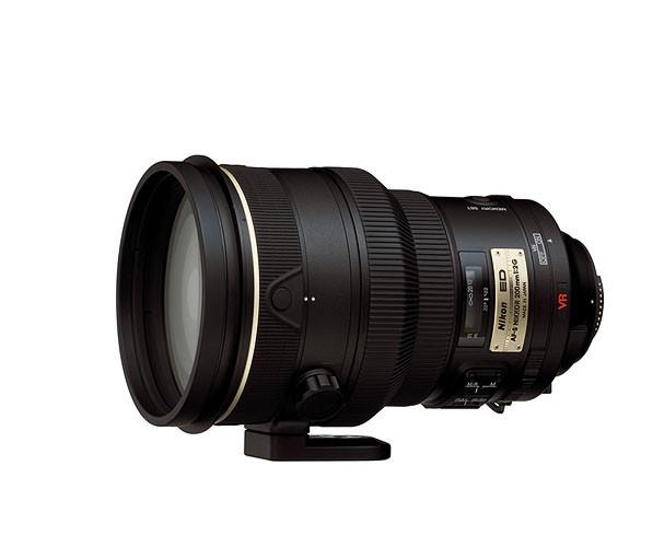 Купить -  Nikon AF-S VR NIKKOR 200mm f/2G IF-ED