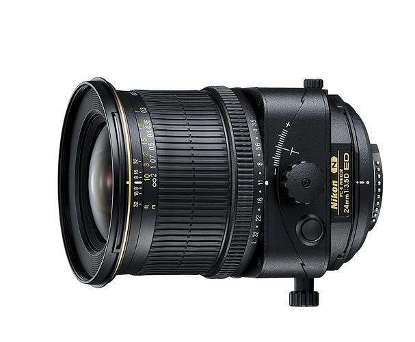 Купить -  Nikon PC-E NIKKOR 24mm f/3.5D ED