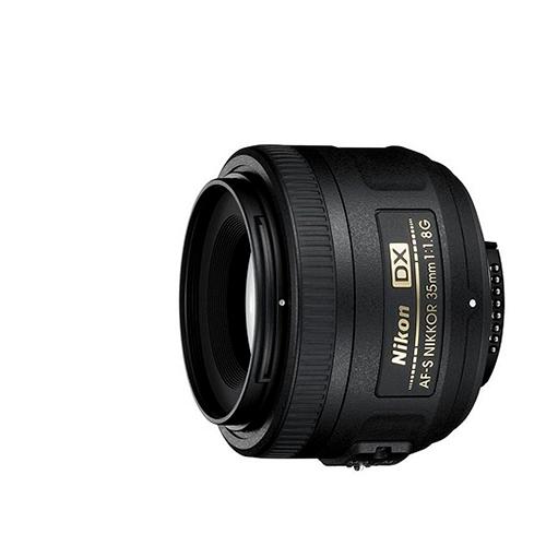 Купить - Nikon Nikon AF-S DX NIKKOR 35mm f/1,8G (JAA132DA)