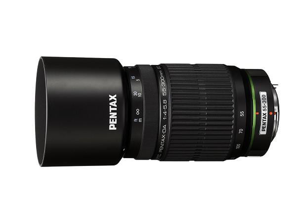 Купить - Pentax Pentax SMC DA 55-300mm f/4-5.8 ED (Официальная гарантия)