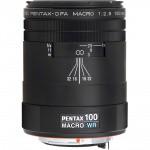 Фото Pentax Pentax SMC D FA Macro 100mm f/2.8 WR (Официальная гарантия)