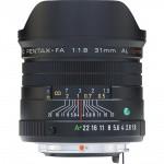 Фото Pentax Pentax SMC FA 31mm f/1.8 AL Limited Black (Официальная гарантия)