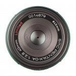 Фото Pentax Pentax SMC DA 40mm f/2.8 Limited (Официальная гарантия)