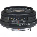 Фото - Pentax Pentax SMC FA 43mm f/1.9 Limited Black (Официальная гарантия)