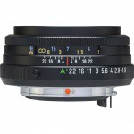 Фото Pentax Pentax SMC FA 43mm f/1.9 Limited Black (Официальная гарантия)