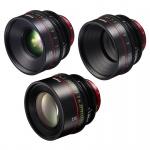 Фото - Canon Комплект объективов Canon EF Primes Bundle 24/50/135 (M)