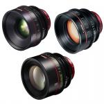 Фото - Canon Комплект объективов Canon EF Primes Bundle 24/85/135 (M)