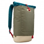 Фото - Case Logic Backpack CASE LOGIC Larimer Rolltop LARI114 (PetrolGreen) (LAR114PTG)